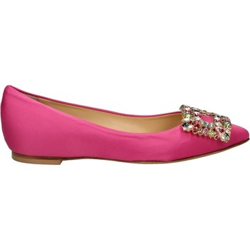 Schoenen Dames Ballerina's L Arianna Shoes RASO fuxia-fuxia