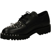 Schoenen Dames Derby Way Out London VITELLO nero-nero