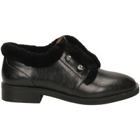 Schoenen Dames Derby Luciano Barachini PERFECT nero-nero