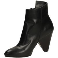 Schoenen Dames Low boots Salvador Ribes NUVOLA nero-nero