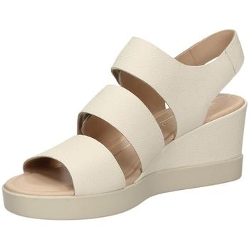 Schoenen Dames Sandalen / Open schoenen Ecco SHAPE white-bianco