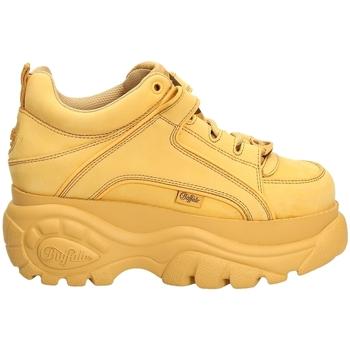Schoenen Dames Lage sneakers Buffalo NUBUCK beige-beige