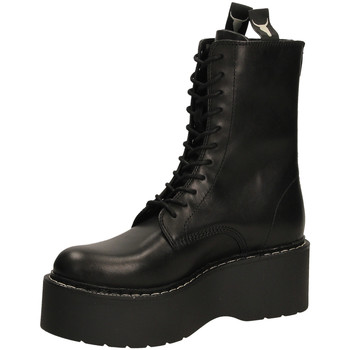 Schoenen Dames Laarzen Windsor Smith LENNOX black-nero