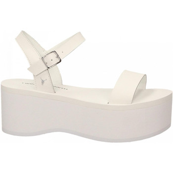 Schoenen Dames Sandalen / Open schoenen Windsor Smith CARLA SMOOTH ACTION white