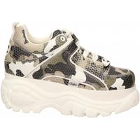Schoenen Dames Lage sneakers Buffalo 1339-14 LEATHER camouflage