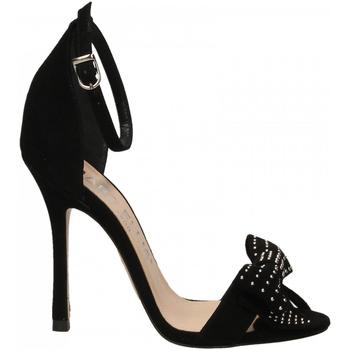 Schoenen Dames Sandalen / Open schoenen Marc Ellis CAMOSCIO nero
