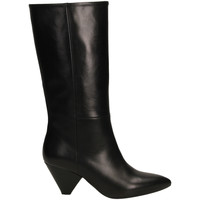 Schoenen Dames Hoge laarzen Malù NAPPA nero-nero