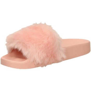 Schoenen Dames Leren slippers Windsor Smith ISELA sherb-rosa