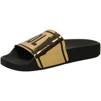 Schoenen Dames slippers The White Brand HOLY BEACH gold-oro