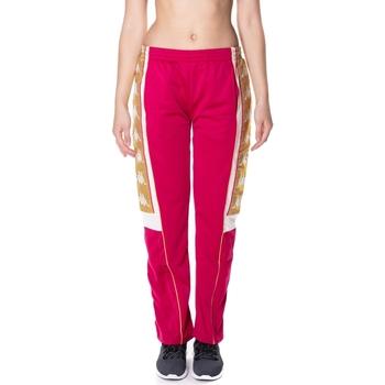 Textiel Dames Trainingsbroeken Kappa BANDA 10 ARVIS 906-rosso-bianco