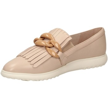 Schoenen Dames Mocassins What For SELA nude-nude