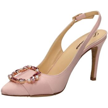 Schoenen Dames Sandalen / Open schoenen L Arianna Shoes RASO rosa-rosa