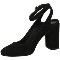 Schoenen Dames Sandalen / Open schoenen What For NAYA black-nero
