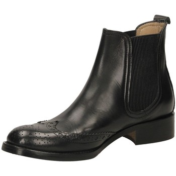 Schoenen Dames Laarzen Calpierre VIRAP nero-nero