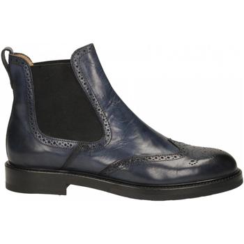 Schoenen Dames Enkellaarzen Brecos CAPRI bluet-bluette