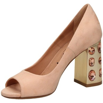 Schoenen Dames pumps Tiffi  peach-pesca