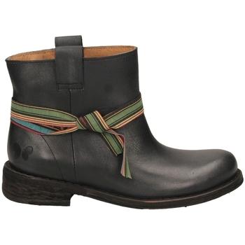 Schoenen Dames Laarzen Felmini LAVADO nero-nero