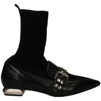 Schoenen Dames Laarzen Mivida TEQUILA/MASAI nero-nero