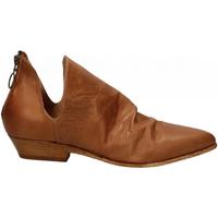 Schoenen Dames Enkellaarzen Lemaré PANAREA/DIXIAN cuoio