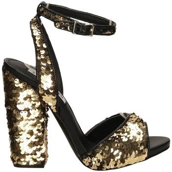 Schoenen Dames Sandalen / Open schoenen Steve Madden RITZY gold-oro