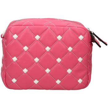 Tassen Dames Handtassen kort hengsel La Carrie CHESTER BOX BAG pinwh-rosa-bianco