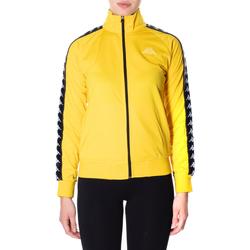 Textiel Dames Sweaters / Sweatshirts Kappa BANDA WINDSTONE SLIM c22-nero