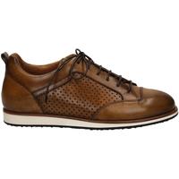 Schoenen Heren Lage sneakers Edward's DARK cuoio-cuoio