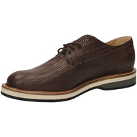 Schoenen Heren Derby Frau OREGONtreccia brown-marrone