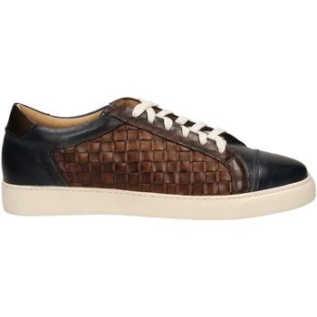 Schoenen Heren Lage sneakers Brecos CAPRI azztm-blu-marrone