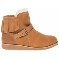 Schoenen Dames Low boots EMU Oxley chestnut Cognac/Camel