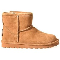 Schoenen Dames Snowboots Bearpaw ALYSIA  HICKERY Cognac/Camel