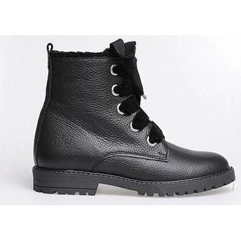 Schoenen Kinderen Laarzen Clic  Zwart
