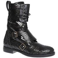 Schoenen Dames Laarzen Red-Rag Veterschoen 38-41 . 2 BRONZE 3060 Bruin