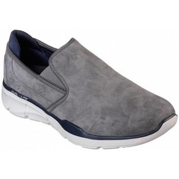 Schoenen Heren Instappers Skechers Equalizer/Substic Grijs/Antraciet/zilver