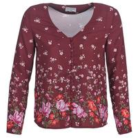 Textiel Dames Tops / Blousjes Casual Attitude LICINIA Bordeau