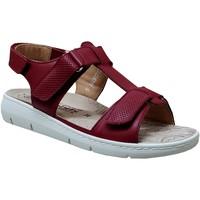Schoenen Dames Sandalen / Open schoenen Mobils By Mephisto Cassidie Rood leer