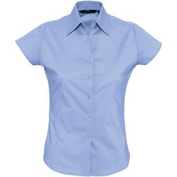 Textiel Dames Overhemden Sols EXCESS CASUAL WOMEN Azul