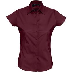 Textiel Dames Overhemden Sols EXCESS CASUAL WOMEN violeta