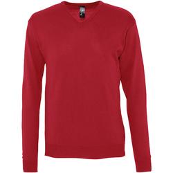 Textiel Heren Truien Sols GALAXY SWEATER MEN Rojo