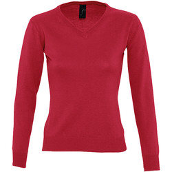Textiel Dames Truien Sols GALAXY SWEATER WOMEN Rojo