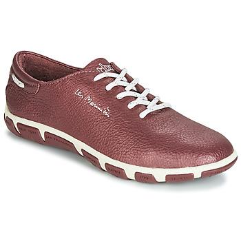 Schoenen Dames Lage sneakers TBS JAZARU Bordeau