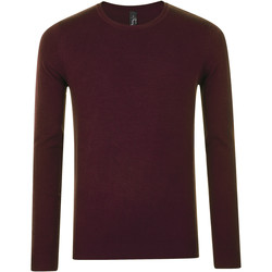 Textiel Heren Truien Sols GINGER SWEATER MEN violeta
