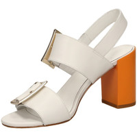 Schoenen Dames Sandalen / Open schoenen What For GEORGETTE white-bianco