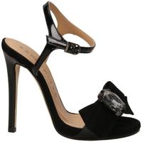 Schoenen Dames Sandalen / Open schoenen Marc Ellis VERNICE nero-nero