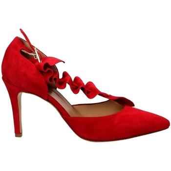 Schoenen Dames pumps L Arianna Shoes CAMO rosso-rosso