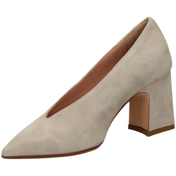 Schoenen Dames pumps Malù CAMOSCIO taupe-taupe