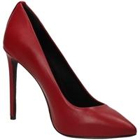 Schoenen Dames pumps Marc Ellis CAMOSCIO fuego-rosso