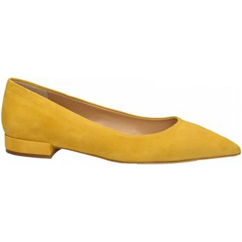 Schoenen Dames Ballerina's Roberta Martini NAPPA giallo