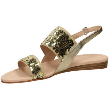 Schoenen Dames Sandalen / Open schoenen What For SANDIE gold-oro