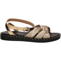 Schoenen Dames Sandalen / Open schoenen Janet&Janet KALIKA plati-platino